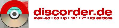 discorder.de-Logo